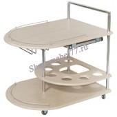 Сервировочный стол Бармен