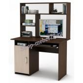 Письменный стол Лайт-2К с надстройкой