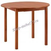 Стол раздвижной с круглой крышкой Боровичи