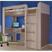 Кровать-чердак 4-2005 Степ