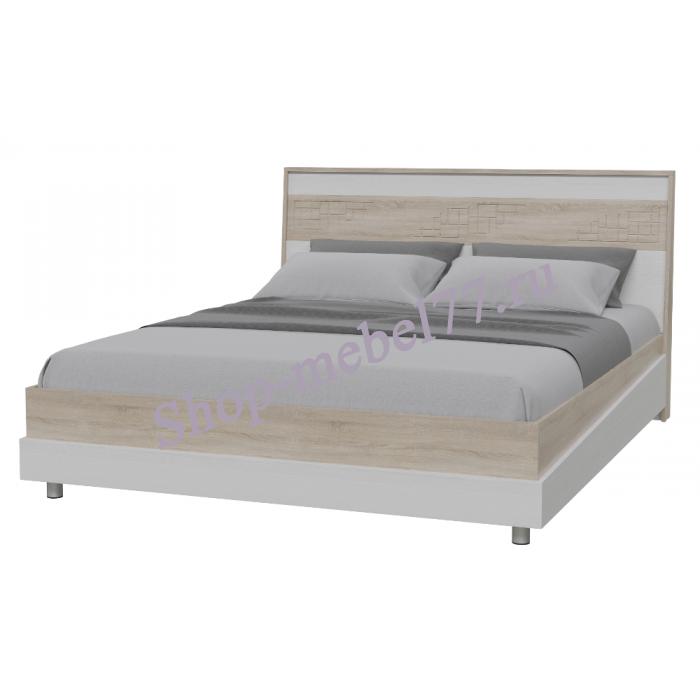 Кровать 1400 Мальта 4-1814