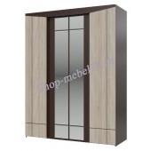 Шкаф 4-х дверный 4-4816 Парма