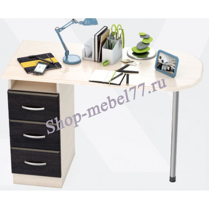 Стол письменный СПК-3 универсальный