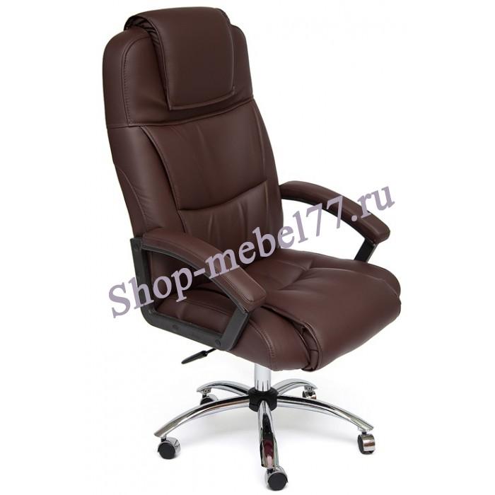 Кресло Бергамо хром