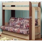 Кровать двухъярусная Немо (Архитектура) без матраса