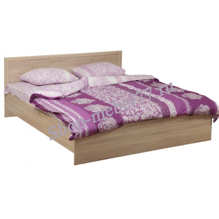 Кровать двуспальная Фриз-21.53-01