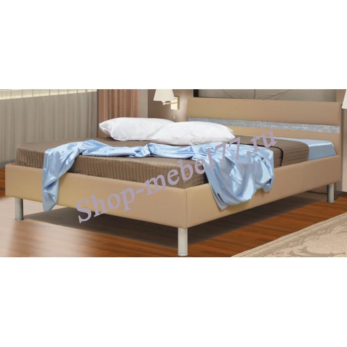 Кровать двуспальная Плаза