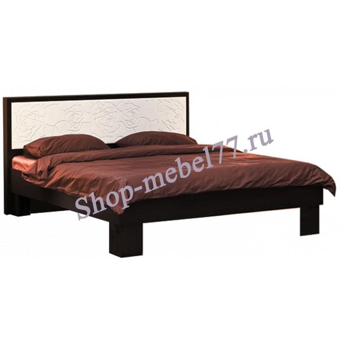 Кровать двуспальная Розалия-06.15-03