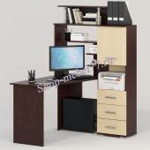 Компьютерный стол Вента-8 правый