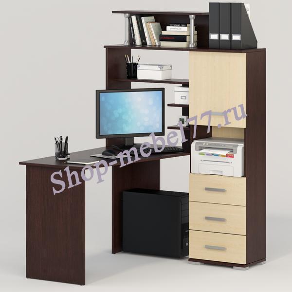 Новые функциональные угловые столы Вента-7 и Вента-8