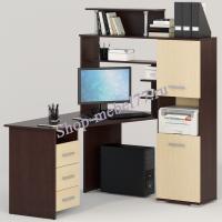 Компьютерный стол Вента-7 правый